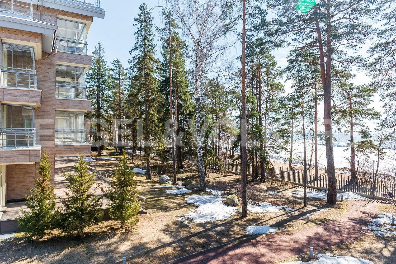 Элитные квартиры в Курортном районе. Санкт-Петербург, г. Зеленогорск, Приморское шоссе, дом 502А.