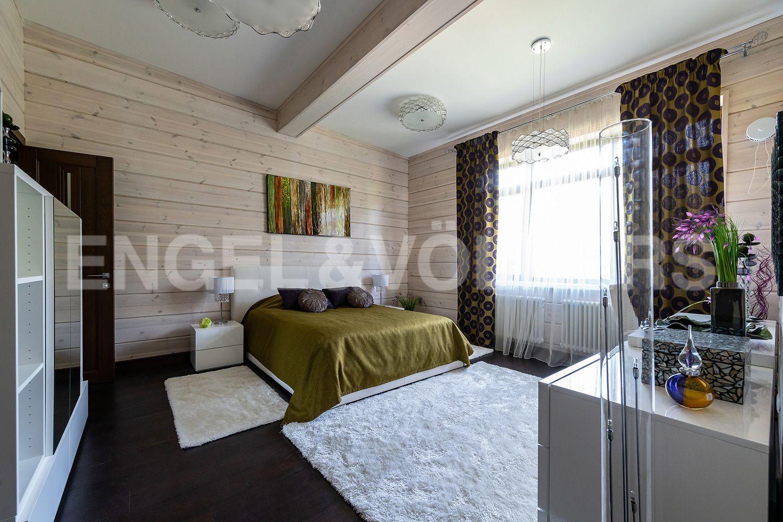 Интерьер. Спальня № 3 2 этаж