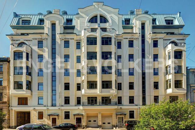 4-я Советская, 9 – изысканная квартира в новом клубном доме в центре культурной столицы
