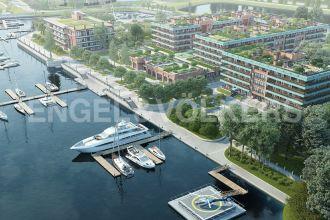 «Императорский яхтъ-клуб» – резиденция в закрытом комплексе с просторной террасой