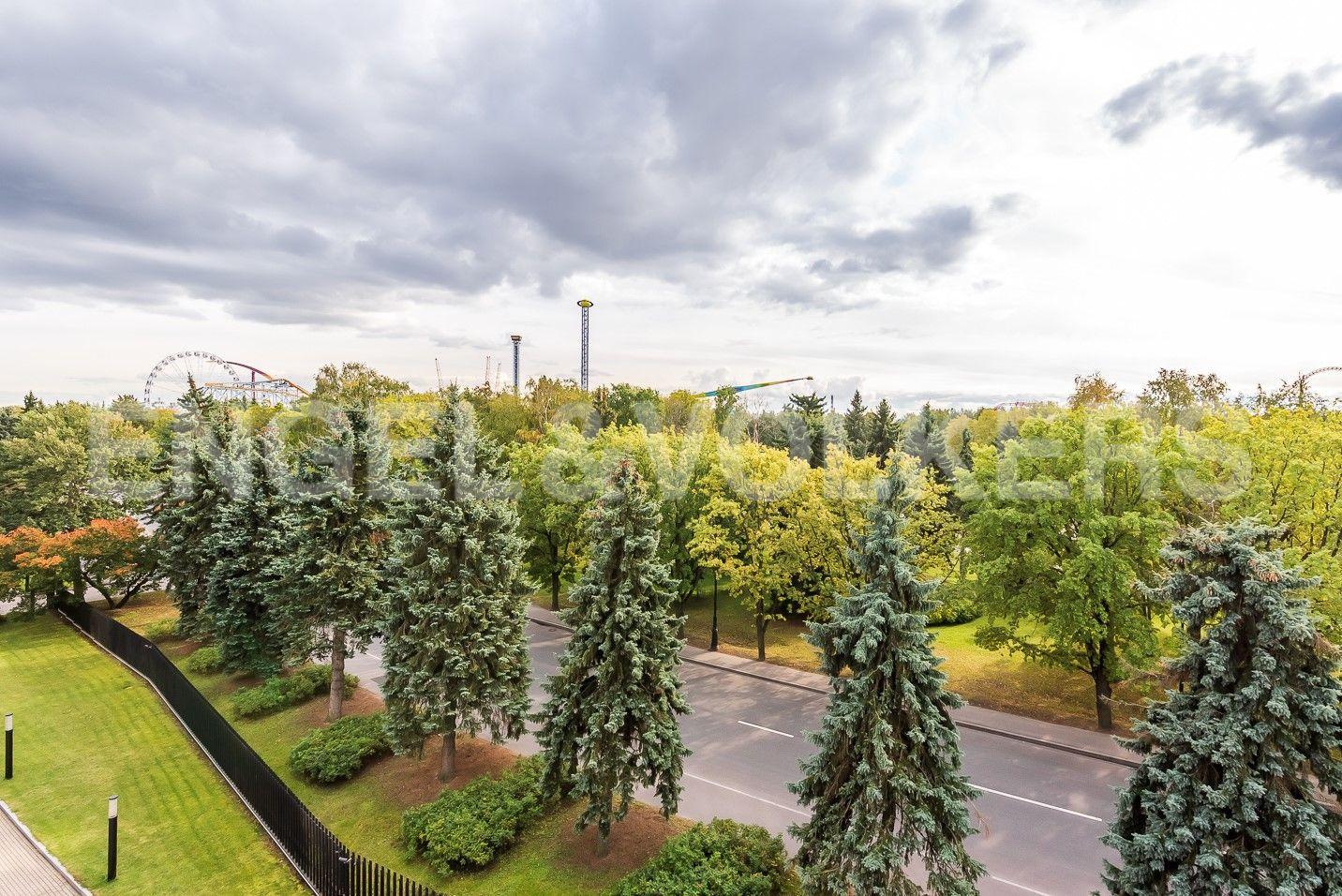 Элитные квартиры на . Санкт-Петербург, наб. Мартынова, 74Б. Северная дорога