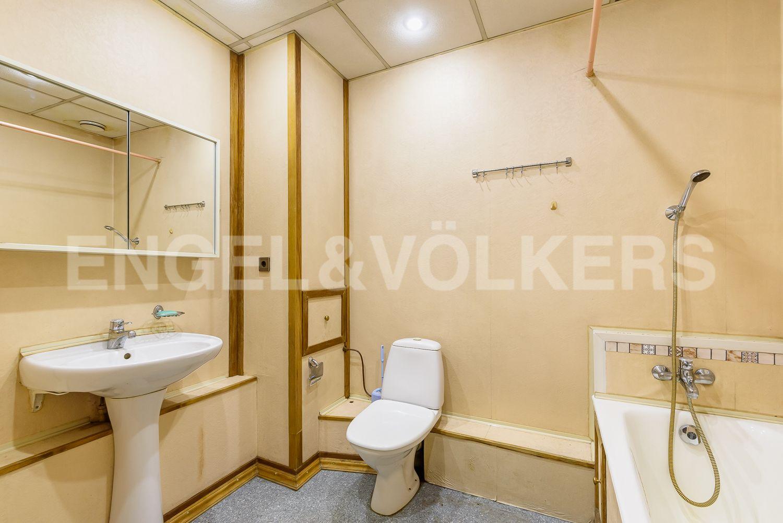 Элитные квартиры в Центральном районе. Санкт-Петербург, Наб. реки Фонтанки, 135А. Ванная комната