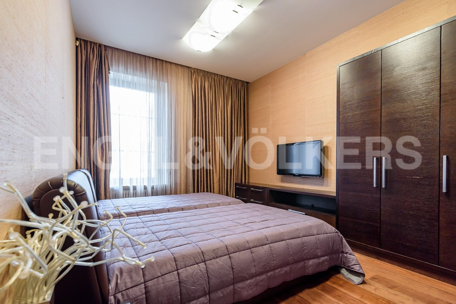 Элитные квартиры на . Санкт-Петербург, наб. Мартынова, 74Б. Четвертая спальня
