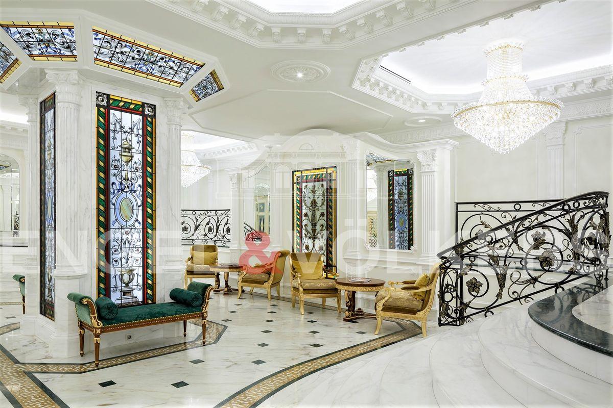 Клубный дом «Фонтанка, 76» (ex-Hovard Palace)