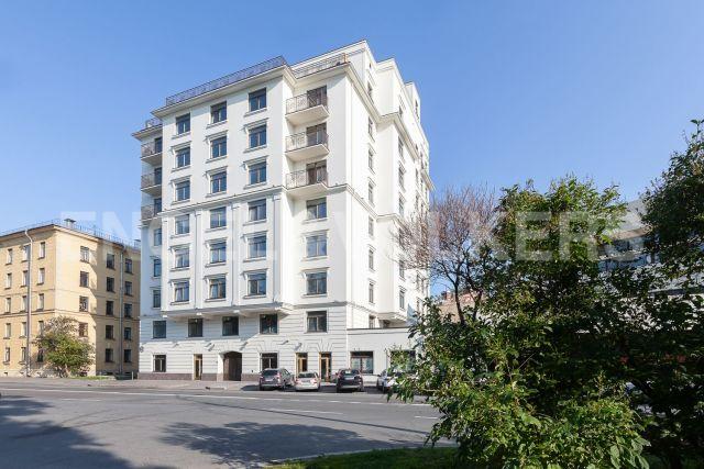 Рентгена, 19 – Квартира с видом на город в ЖК Петроградец
