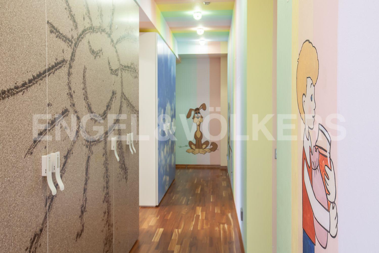 Элитные квартиры в Приморском районе. Санкт-Петербург, Приморский пр., д.137. Детские гардеробные
