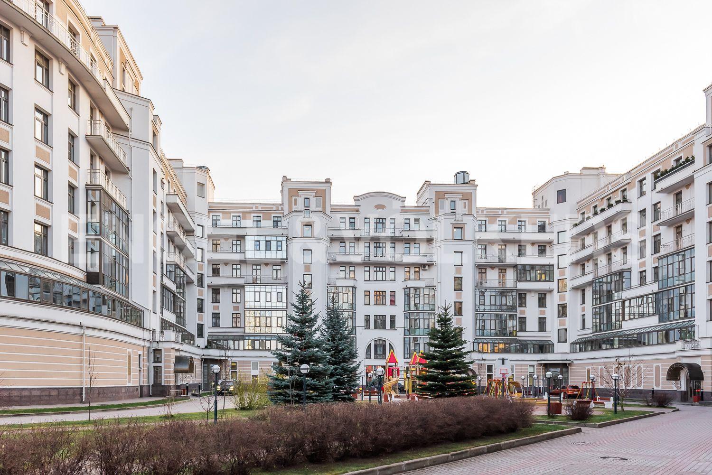 Элитные квартиры на . Санкт-Петербург, Морской пр, 33, лит. А. 003