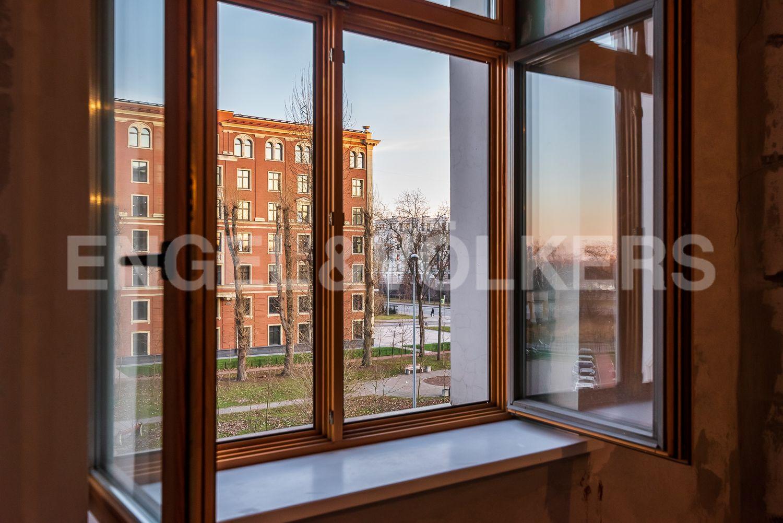 Элитные квартиры на . Санкт-Петербург, Морской пр, 33, лит. А. 005