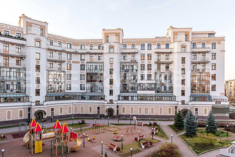 Элитные квартиры на . Санкт-Петербург, Морской пр, 33, лит. А. 008