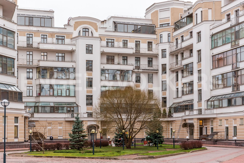 Элитные квартиры на . Санкт-Петербург, Морской пр, 33, лит. А. 013