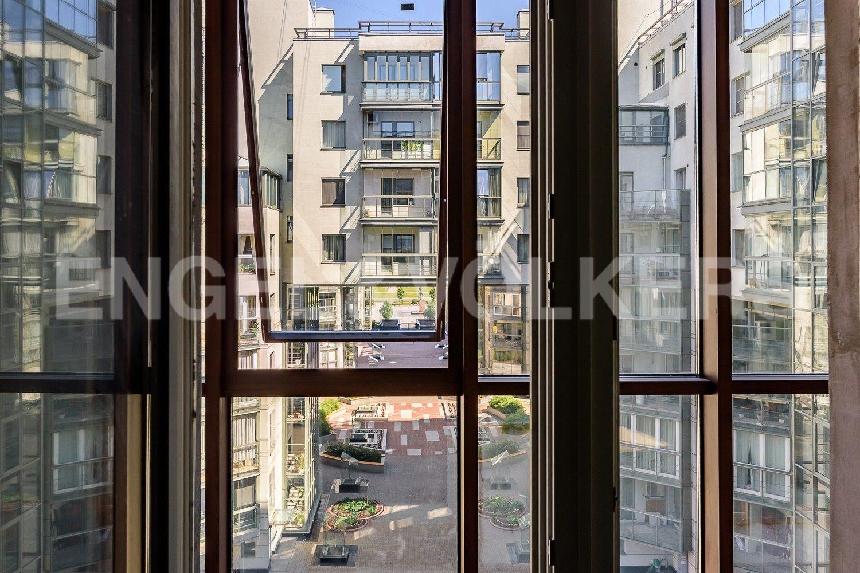 Элитные квартиры в Центральном районе. Санкт-Петербург, ул. Шпалерная, д. 60.