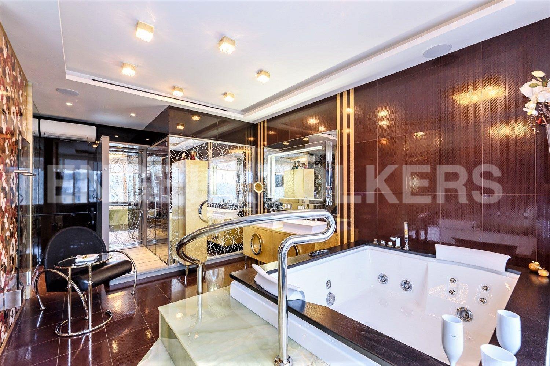 Ванная комната пл.22 кв.м.