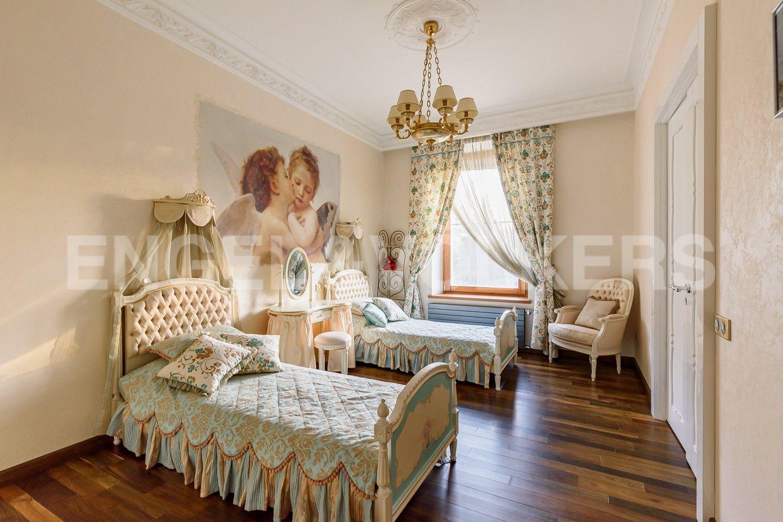 Элитные квартиры на . Санкт-Петербург, наб. Мартынова, 74Б. Детская