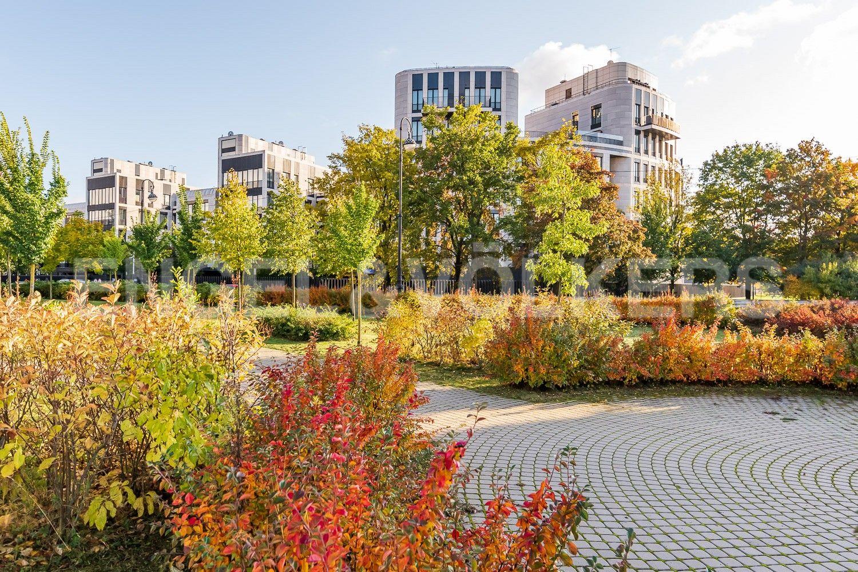 Элитные квартиры на . Санкт-Петербург, наб. Мартынова, 74Б. Вид с набережной