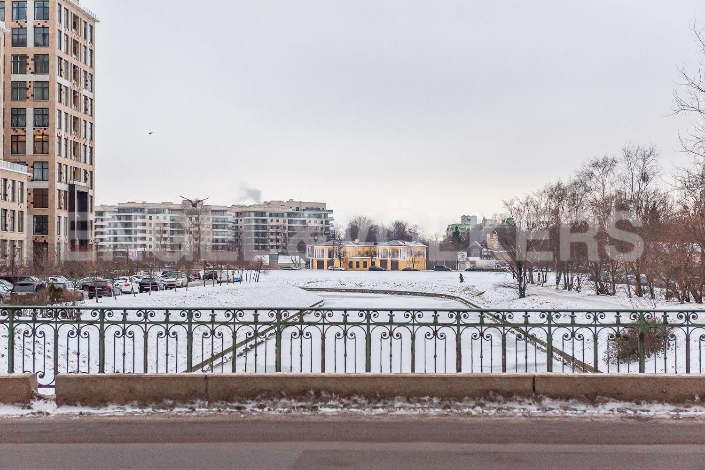 Река Карповка
