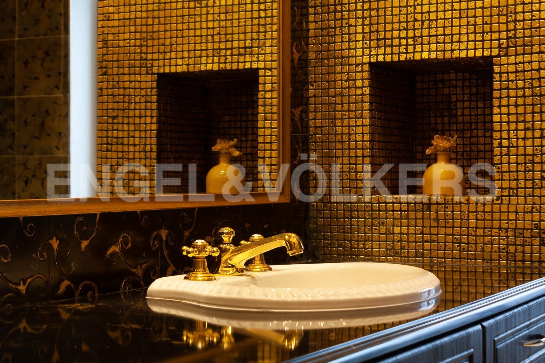 Элитные квартиры на . Санкт-Петербург, Крестовский пр., д. 30, лит. А. Ванная комната