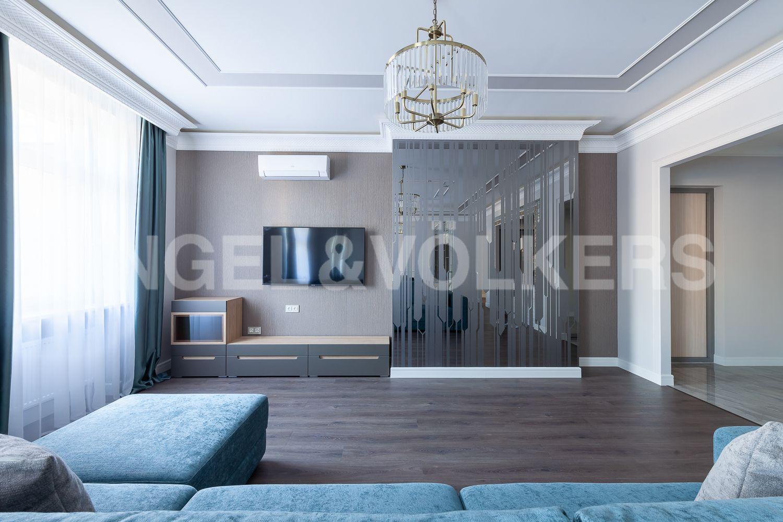 Элитные квартиры в Центральном районе. Санкт-Петербург, Кирочная, 31 к.2. Зона отдыха