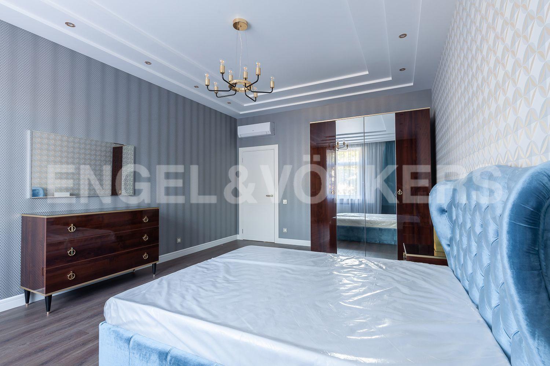 Элитные квартиры в Центральном районе. Санкт-Петербург, Кирочная, 31 к.2. Гостевая спальня