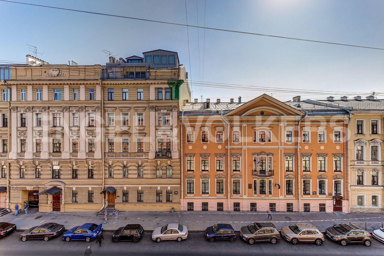 Элитные квартиры в Центральном районе. Санкт-Петербург, Миллионная, 19. Миллионная улица