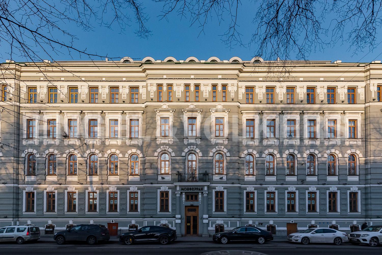 Элитные квартиры в Центральном районе. Санкт-Петербург, Конногвардейский бульвар, д.5. Монферран