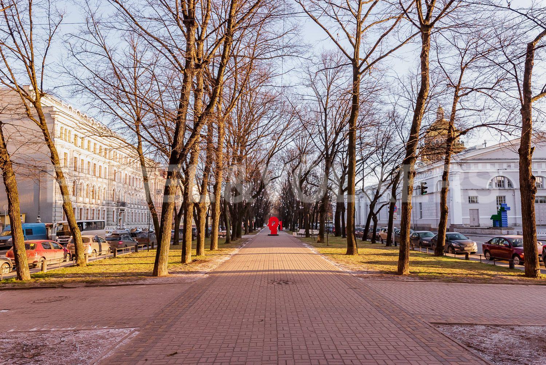 Элитные квартиры в Центральном районе. Санкт-Петербург, Конногвардейский бульвар, д.5. Конногвардейский б-р