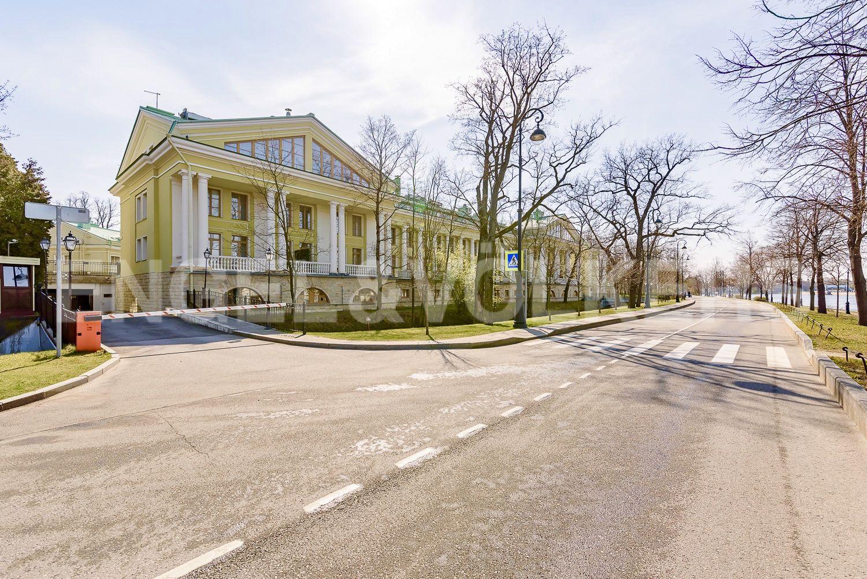 Элитные квартиры на . Санкт-Петербург, 2-я Березовая аллея, 19. Фасад комплекса