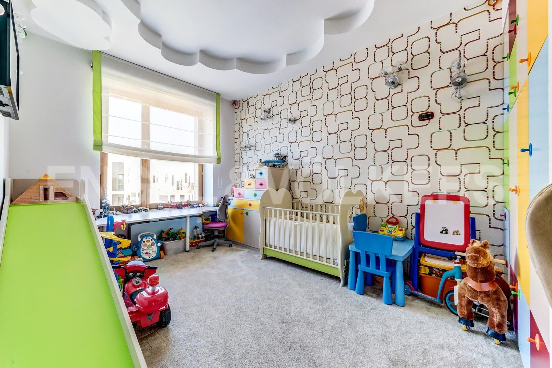 Элитные квартиры на . Санкт-Петербург, наб. Мартынова, 62. Детская пл. 17,5 кв.м.