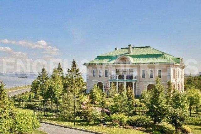 «Консульская деревня» – особый комплекс вилл на карте Петербурга