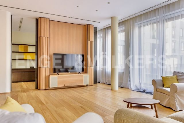 Наб. Мартынова, 62 – элегантная квартира в стиле BVLGARI