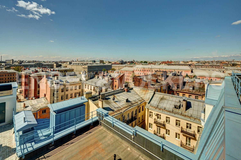 Элитные квартиры в Центральном районе. Санкт-Петербург, 4-я Советская ул, 9.