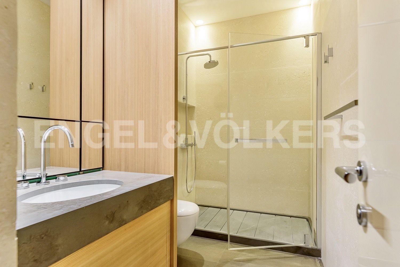 Элитные квартиры на . Санкт-Петербург, наб. Мартынова, д. 62, лит. Б. Ванная комната