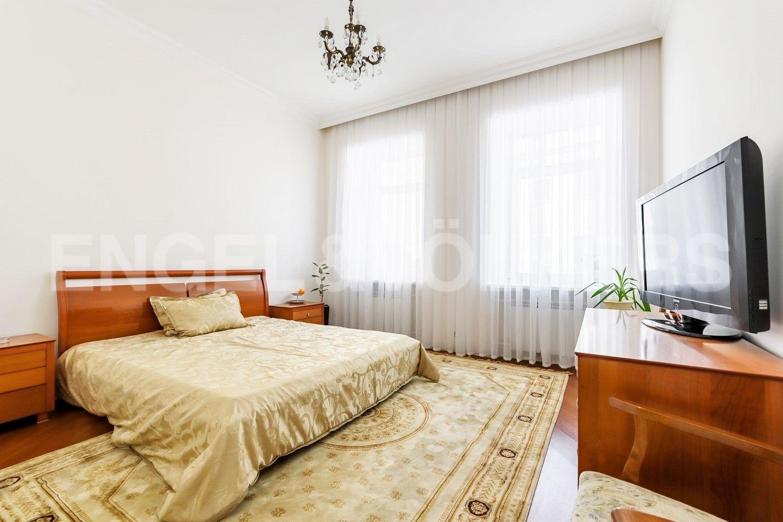 Спальня пл.18 кв.м