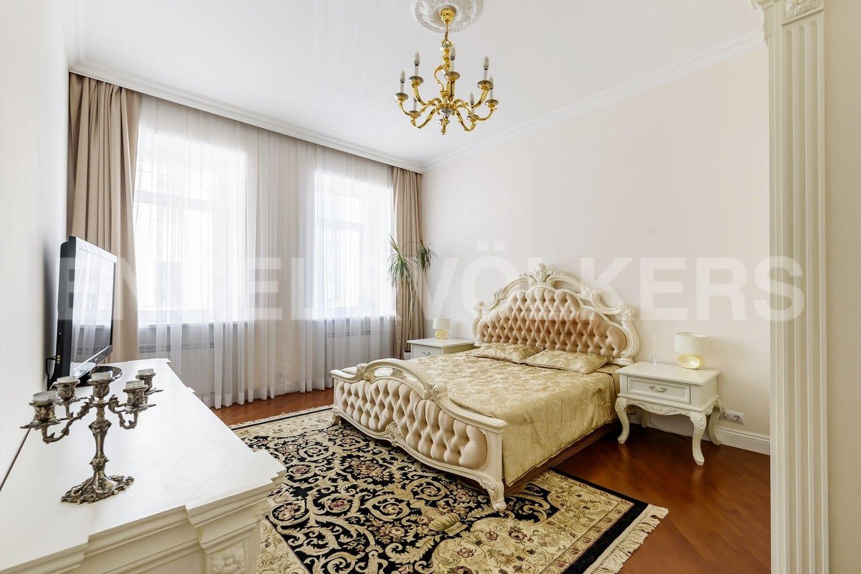 Спальня пл. 19,5 кв.м