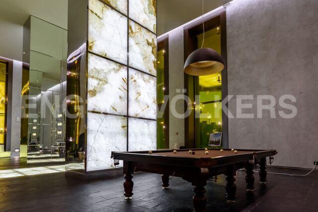 Клубный дом «Мальта» – семейная квартира с панорамной видовой гостиной