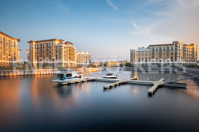Royal Park – комплекс видовых апартаментов в окружении воды и парков