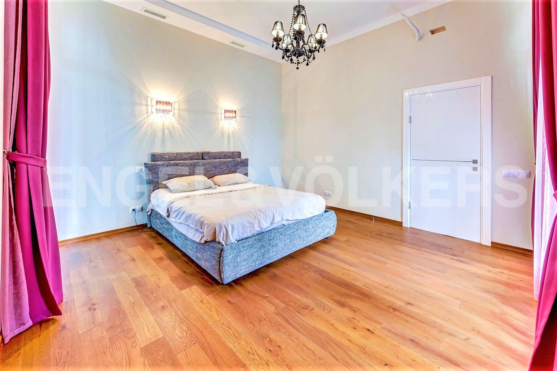Дополнительная спальня на 2-м этаже