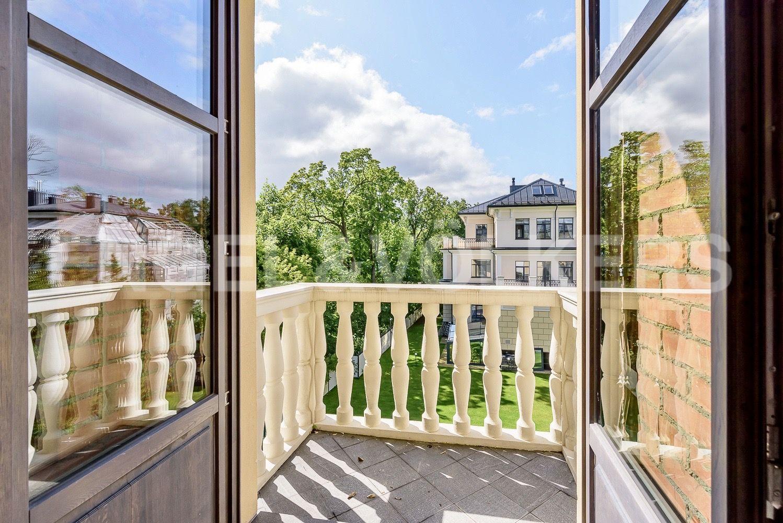 Все спальни имеют балконы