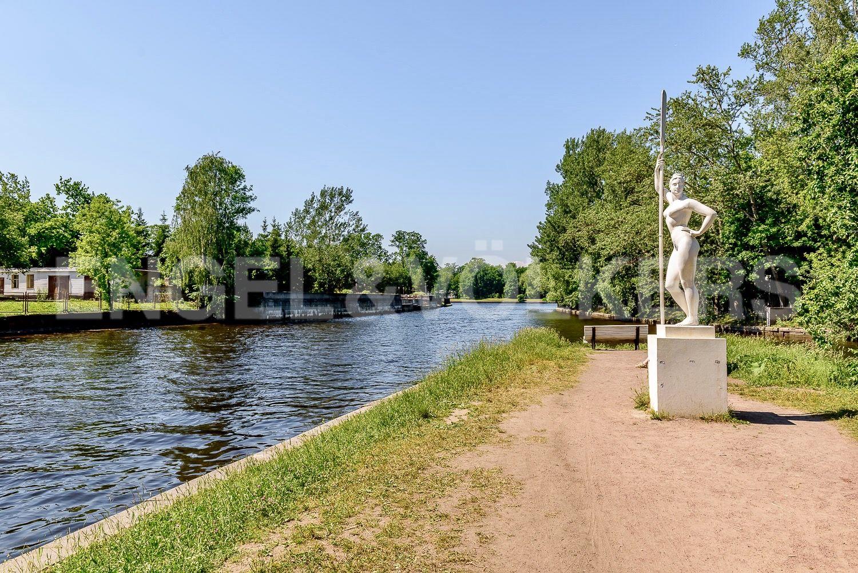 Элитные квартиры на . Санкт-Петербург, набережная реки Крестовки, 3Ас1. Окружение Каменного острова