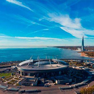 Стадион на Крестовском острове получил место в мировом рейтинге