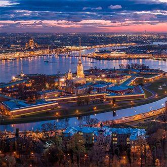Северную столицу назвали лучшим российским регионом для жизни