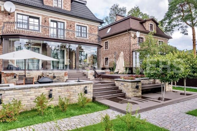 п. Ольгино – семейный загородный дом в современном исполнении