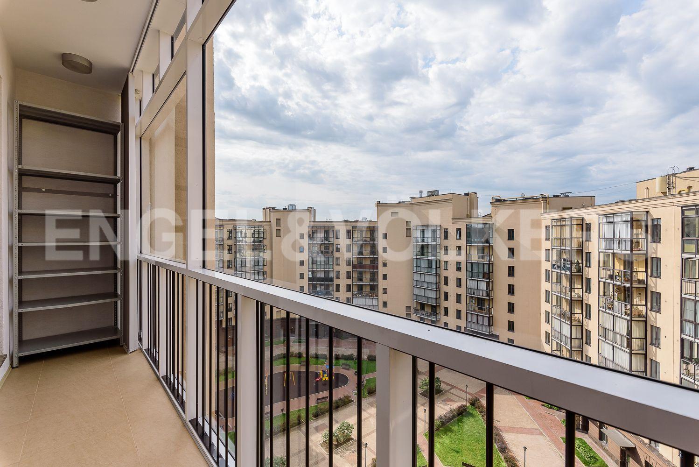 Элитные квартиры в Центральном районе. Санкт-Петербург, Парадная ул., д. 3, к. 2. Внутренний двор