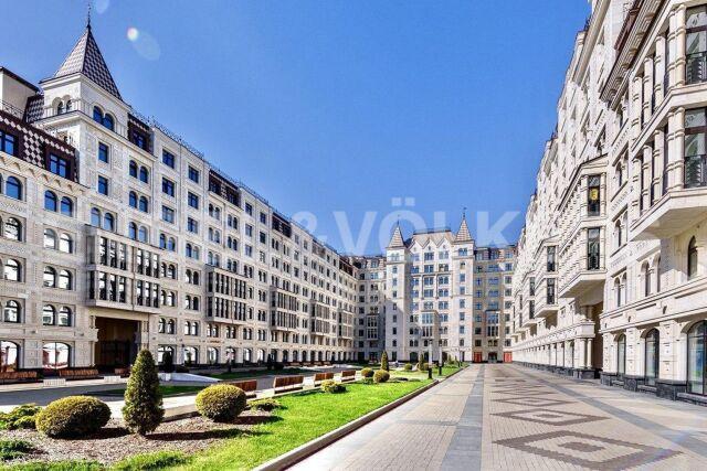 «Русский дом» – квартира с видом в центральный променад для семейного проживания