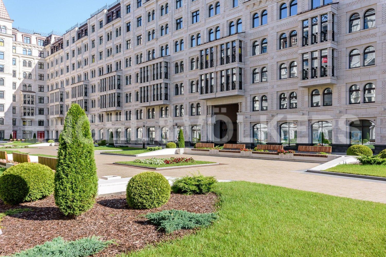 «Русский дом» – современный проект с изысканной архитектурой в историческом центре