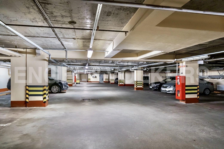 Подъземный паркинг