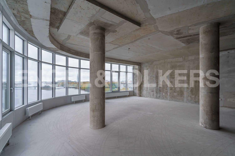 Панорамные окна Reynaers Aluminium