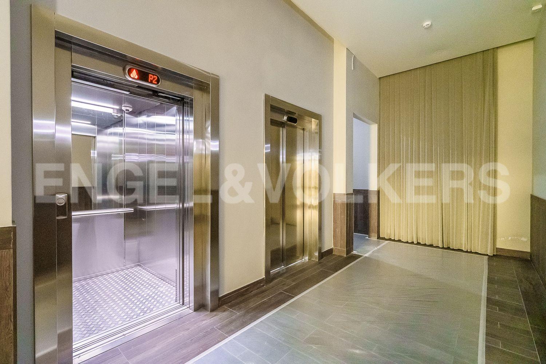 Индивидуальный лифт в квартиру
