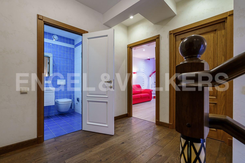 Элитные квартиры в Курортном районе. Санкт-Петербург, Зеленогорское ш. 12, к. 23. Холл второго этажа