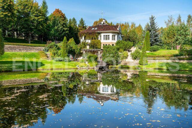 п. Бор – дом у воды с неповторимым ландшафтом