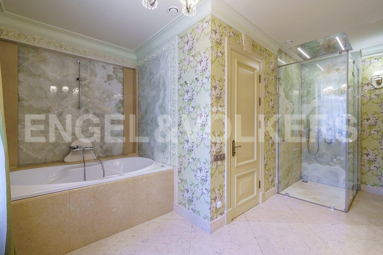 Ванная комната пл.19 кв.м.